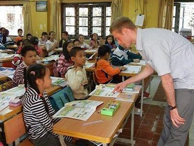 Volontaire en Mission Enseignement au Vietnam