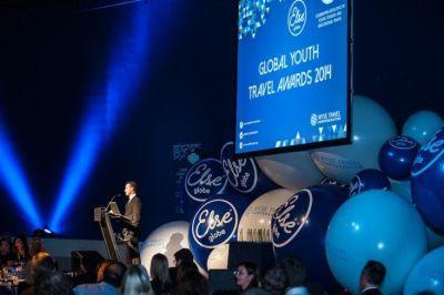 Global Youth Travel Awards 2014 cérémonie