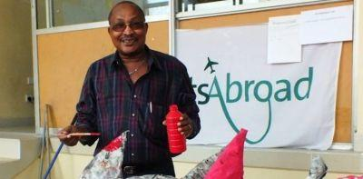Karanja BK, directeur de Projects Abroad