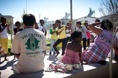 immersion culturelle de nos volontaires au sein de la communautée