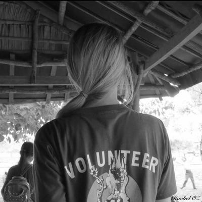 Rachel, volontaire au Cambodge