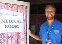 物理治療畢業生在薩摩亞實習,開拓專業發展機會