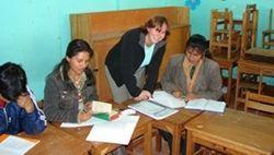 Corsi di aggiornamento per professori d'inglese in Perù – c'è bisogno di volontari!