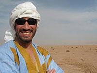 Progetto Nomadi in Marocco - la presentazione del nostro direttore