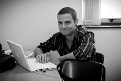 Flavio Alagia – primo giornalista a diventare volontario del mese in Sudafrica