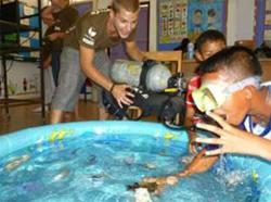 Projects Abroad per la Giornata Nazionale del bambino in Thailandia