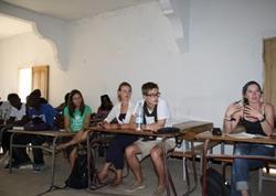 Confronto tra volontari e studenti