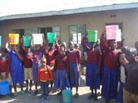 I volontari sono pronti per il progetto Acqua e Igiene in Tanzania!