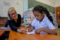 Nuovo progetto di alfabetizzazione in Sudafrica: c'è bisogno di volontari