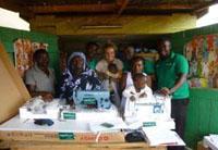 Microcredito in Ghana: c'è bisogno di volontari.