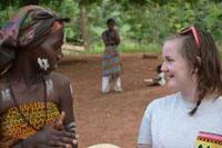 Nuovo progetto di antropologia in Ghana
