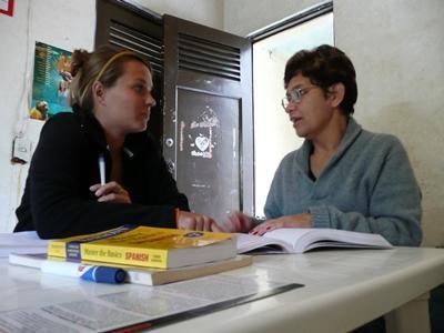 volontaria-corso-lingua