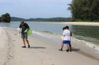 "Projects Abroad Thailandia aderisce alla campagna ""Dive against Debris"""