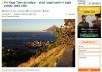Projects Abroad lancia un blog di viaggi