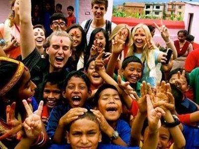volontari-india
