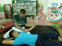 Il sogno di Chann di completare gli studi è diventato realtà