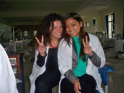 volontarie-nepal