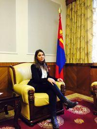 Come diventare giornalista: lo stage di Federica in Mongolia