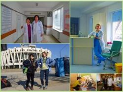 モルドバで医療インターンを体験