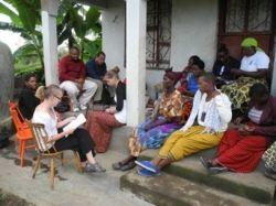 Microfinance project in Tanzania