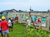 フィリピン台風30号被災から1年を振り返って