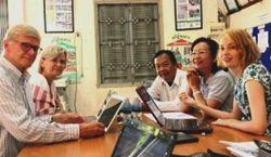 カンボジアでマイクロファイナンスプロジェクト開始!