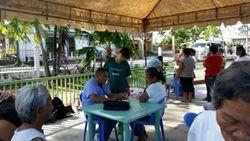 コミュニティで健康促進活動