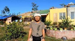 フィリピンの復興支援ボランティア