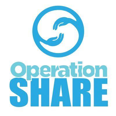 Operation SHAREキャンペーンのロゴ