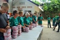 プロジェクトアブロードによるフィリピンでのデング熱の予防支援