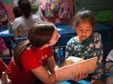 コスタリカの教育ボランティアが無償の英語教室を開講!