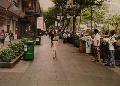 Vrijwilliger Anne reisde op jonge leeftijd al naar Singapore, dus ze heeft reiservaring die van pas zal komen!