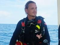 Staff Profile: Roger Bruget - Diving & Marine Conservation In Cambodia Project Manager