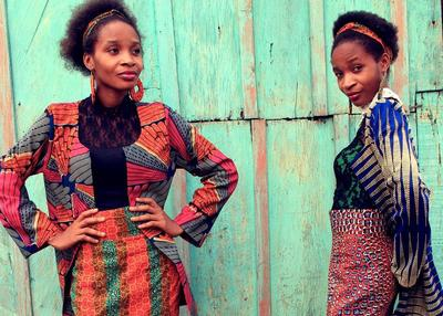 Akwan2Fo fashion label connects Dutch designers with tailors in Ghana