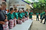 Projects Abroad gör en insats för att stoppa spridningen av denguefeber på Filippinerna