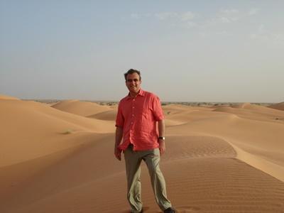 Peter Slowe avgår som verkställande direktör på Projects Abroad
