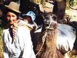 Rural life in Peru