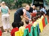 Care & Community in South Africa brings colour to crèches