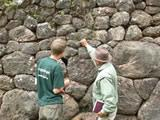 Learning to clear Inca terraces in Peru