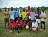 Ghana Sports Volunteer has Goal of International Football Career