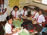 Volunteers Help Launch Community Curry Kitchen in Sri Lanka
