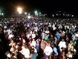 Volunteers Celebrate Ethiopian Millennium