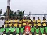 Volunteers Raise Profile of Rugby in Ghana