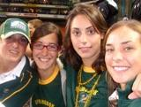 Volunteers Join Rugby World Cup Celebrations in South Africa