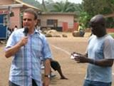 Director Peter Slowe appears on Sky News and BBC News 24