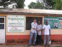 Projects Abroad Ho office