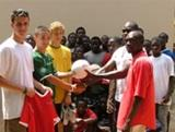 2010 World Cup Draw - African Style