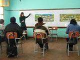 Volunteers Complete Teacher Training Project in Peru