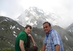 Peter Slowe and Tom Pastorius