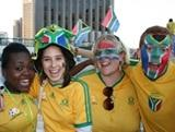 Volunteers Join the Football Fever in South Africa!